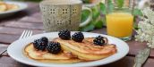 Simple brunch ideas for a morning conference