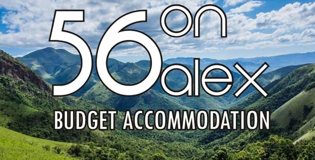 56 ON ALEX BUDGET ACCOMMODATION, BARBERTON