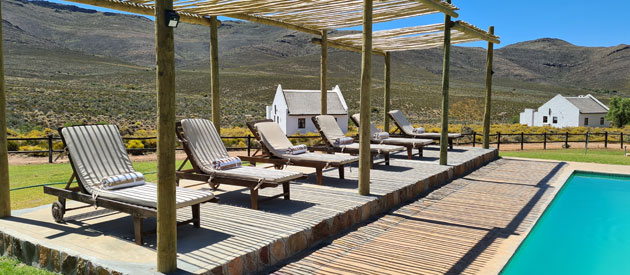 AFRICAN GAME LODGE, MONTAGU
