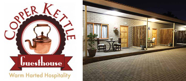 COPPER KETTLE GUESTHOUSE, KOFFIEFONTEIN