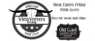 Meat Eaters Friday at Old Gaol Restaurant, Swellendam
